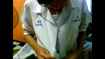 เด็กมัธยมโหนกนูนเกินตัว ภารโรงควยใหญ่เลยสอนมวยให้เย็ดมิดรูเสียงๆ คบิปโป๊ไทย