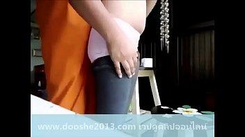 เสื่อมอีกแล้วพระไทย! แอบเย็ดสีกาในกุฏิเห็นช็อตเด็ดยัดควยมิดด้ามเน้นๆ คลิปเสียงไทยxxx