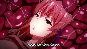 แนวปรสิตต่างดาวยอดฮิต Hentai Anime นางเอกการ์ตูนโป๊คนนี้โดนชอนไชหีเข้าไปน้ำเงี่ยนแตกทุกราย