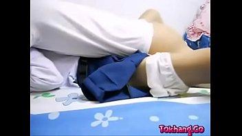แอบถ่ายที่ลับ xvideos นักเรียนสาวเซนต์หลุยใจง่ายย่านปทุมถูกจับเย็ดหีแบบรุนแรงแหกรูเย็ด