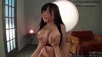 หนังเอ้ก2019 สาวญี่ปุ่นทรงโต นมใหญ่ระดับแตงโม ขย่มควยโคตรดี นั่งโยกหีส่ายเอวเย็ดพร้อมกับโดนเค้นนม