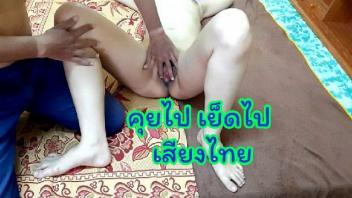 iXXX คลิปโป๊เด็ดเสียงไทย คุยไปเย็ดไปเสียวดีเหมือนกัน คู่รักค่อยๆบิ้วอารมณ์เงี่ยน เกี่ยวหีซอยยิกๆ เย็ดกันขาพับขาอ่อนน้ำหีแตก